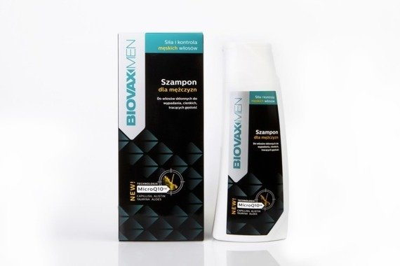 BIOVAXMEN SHAMPOO FOR MAN l'biotica
