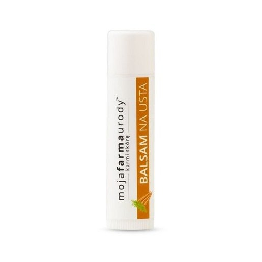 Carrot Lip Balm MOJA FARMA URODY