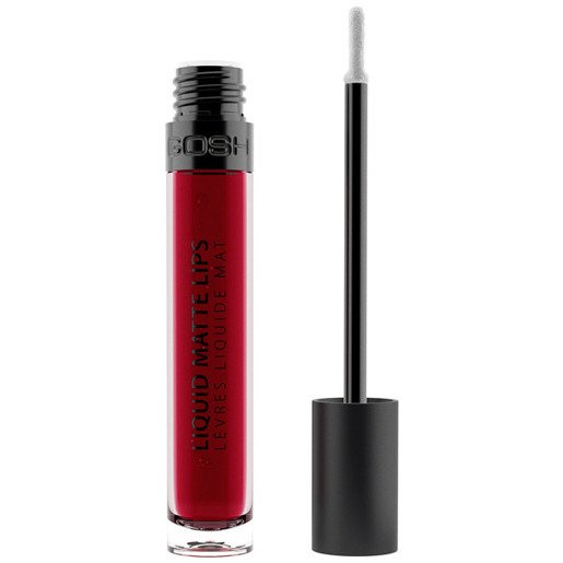 Gosh LIQUID MATTE 005 RED CARPET Liquid matte lipstick CREW Favourites