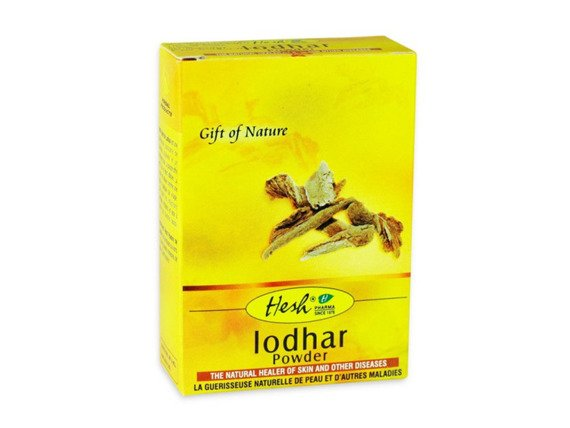 Hesh Lodhar Face Mask Powder Ayurveda
