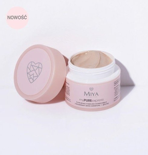 MIYA myBEAUTYexpress 5-min Cleansing Mask
