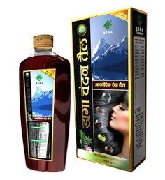 SANDALWOOD MASSAGE OIL DAGA CHANDAN 200ml Sattva